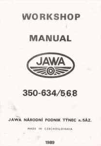 Jawa 350 634 katalogai