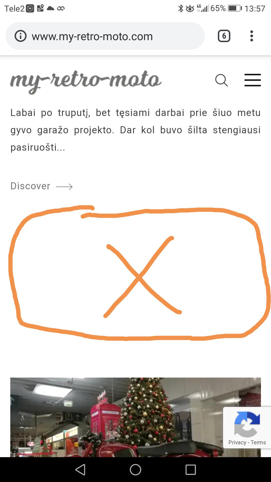 posts view problem