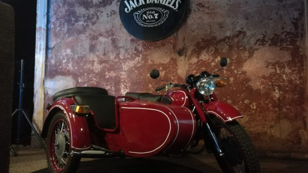 Dnepr / Jack Daniel's / Kablys